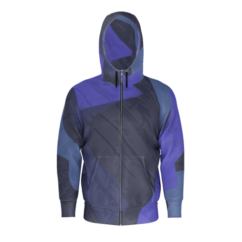Men's Zip Hoodie | Emiliano - Wardrobe Architect