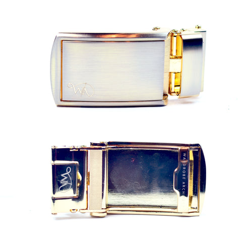 Unisex Belt Buckle - Wardrobe Architect