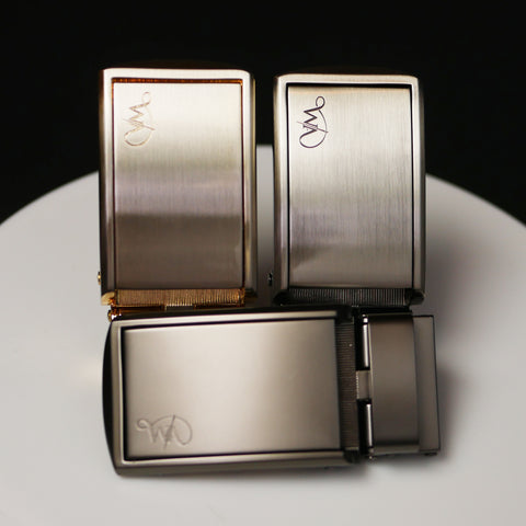 Unisex Belt Buckle Gift Set