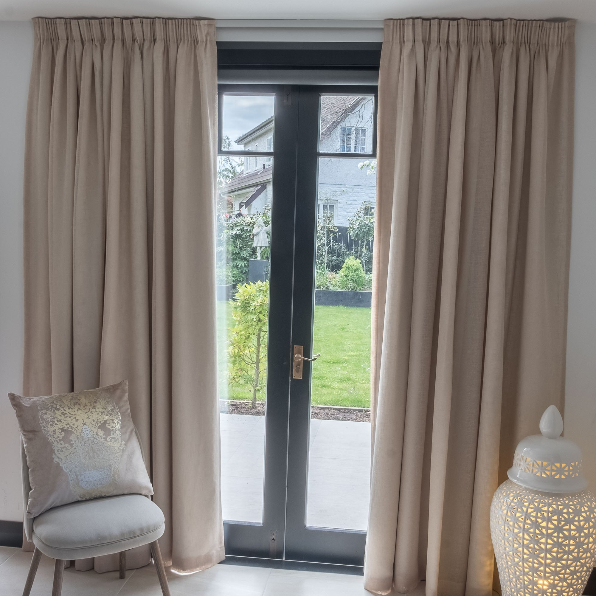 grommet home panel look mix match piece blackout and heathered with aurora curtains itm set linen curtain muji sheer