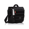 Classic Fader Messenger Bag, Black