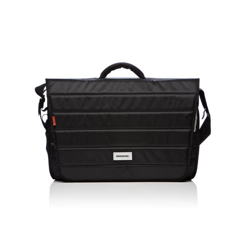 Classic Kontroller Messenger Bag, Black
