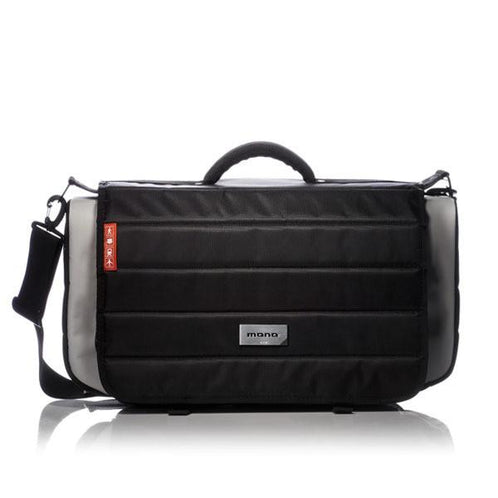 Classic Producer Messenger Bag, Black