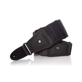 Betty Guitar Strap, Long, Black