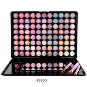 88 Colors Waterproof Eyeshadow Kit