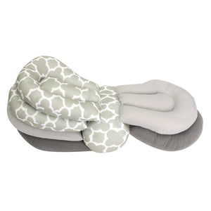 Adjustable Baby Pillow Elevate  Breastfeeding Nursing Pillow Support