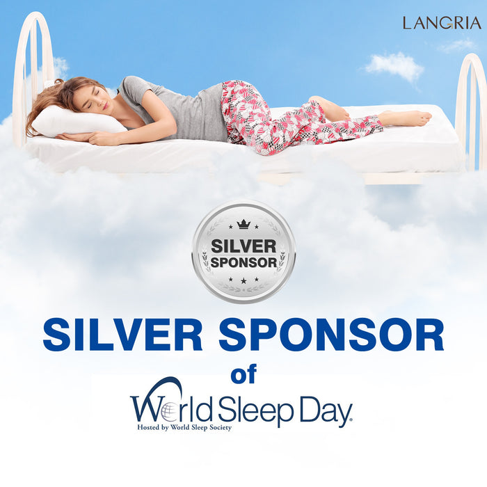LANGRIA Donates Hundreds of Pillows to Helps Advance Sleep Health for World Sleep Day 2020 to Face Coronavirus Pandemic