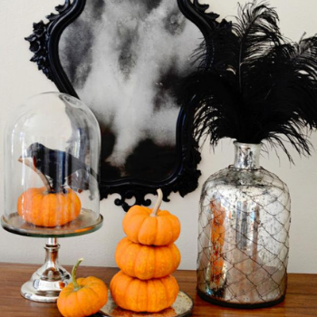 Inexpensive DIY Indoor Halloween Decorations You'll Love
