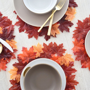 Simple DIY Fall Leaf Projects for Home Decoration