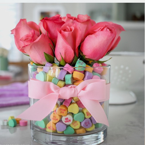 Adorable DIY Valentine's Day Home Decor Craft Ideas