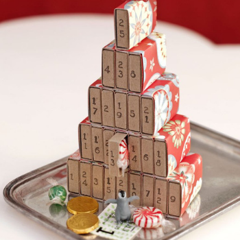 Countdown to Christmas With a DIY Advent Calendar