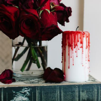 Spooky DIY Halloween Candles to Light up the Darkness