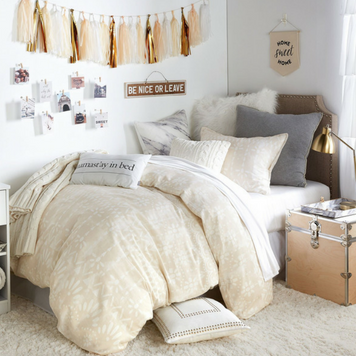 Back to College Dorm Room Ideas