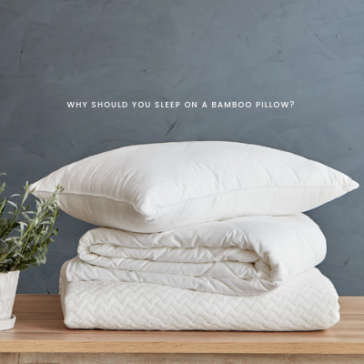 why choose a bamboo pillow