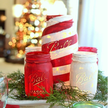 Original Mason Jar Christmas Gifts and Crafts