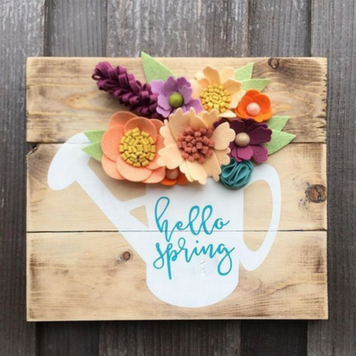 6 Beautiful Spring DIY Projects For Home & Garden
