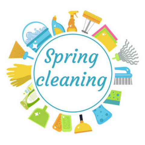 Spring Cleaning Tips 2019