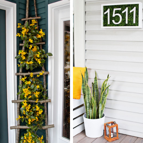 Unique Ways to Decorate Your Porch for Spring
