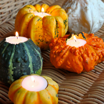 Cozy DIY Autumn Candles to Decorate Your Home for Fall