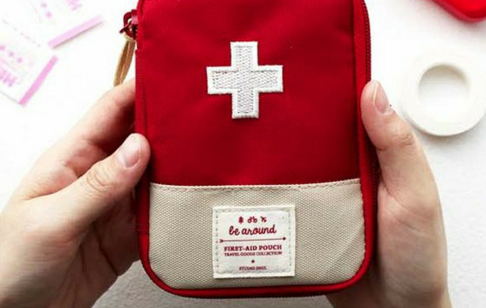 LANGRIA first aid kit travel checklist