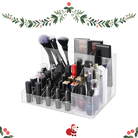 Christmas gifts ideas for teenage girl acrylic makeup organizer