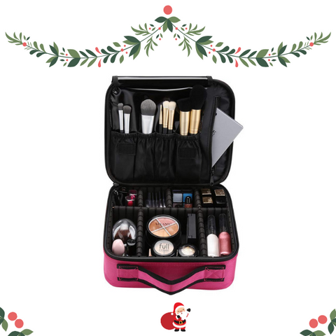 Christmas gifts ideas for teenage girl travel makeup case