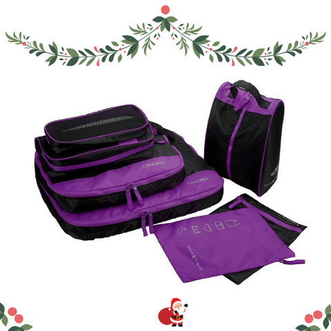 Christmas gifts ideas for teenage girl travel packing cubes