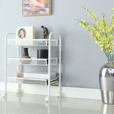 LANGRIA Bathroom rolling cart