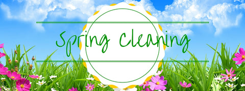 Spring Cleaning 2019