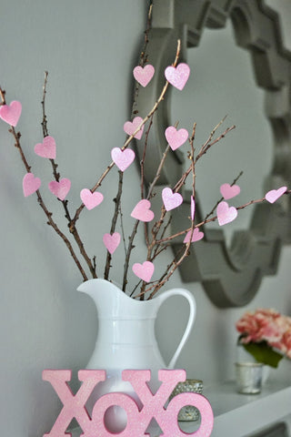 DIY Love Tree