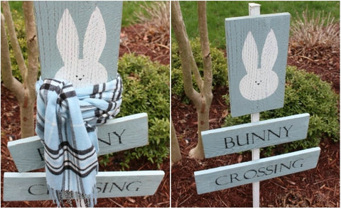 DIY Outdoor Easter Projects