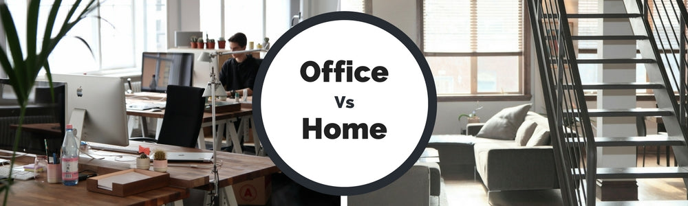 Office vs Home chair