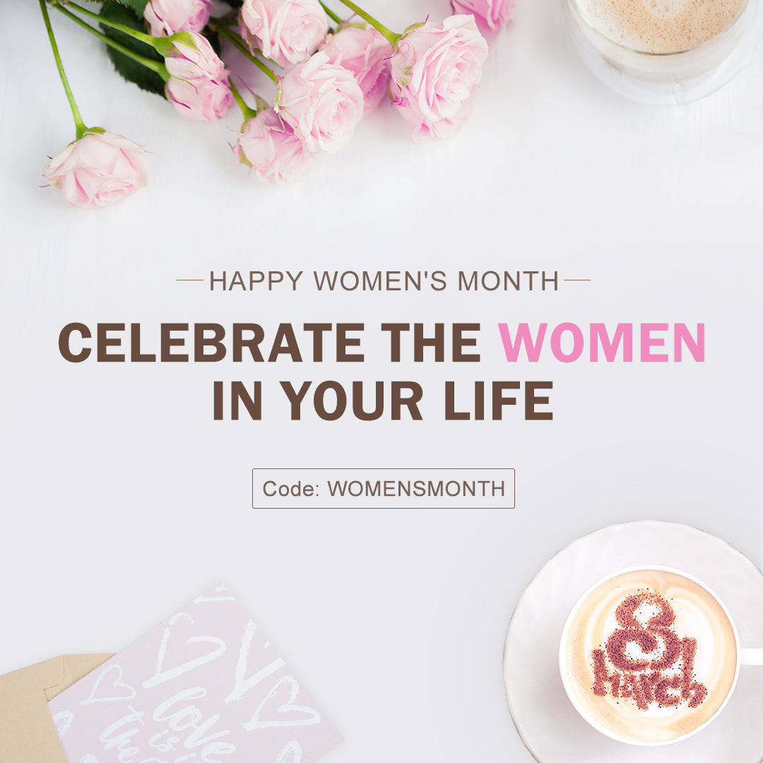 LANGRIA Women's Month Sales