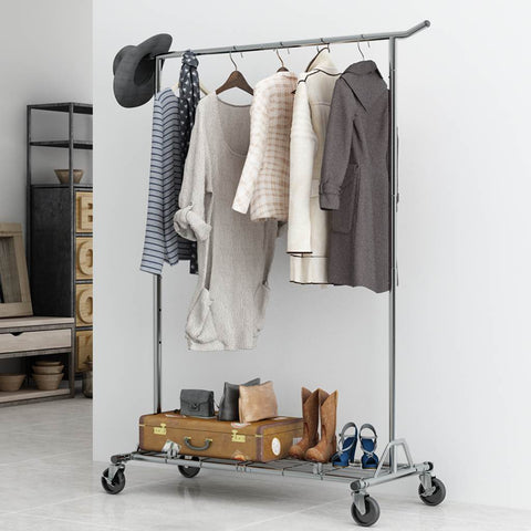 LANGRIA Single rail clothes rack