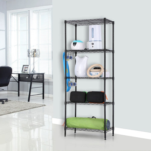 Bathroom Storage Racks – LANGRIA