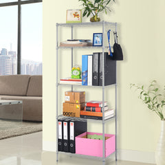 LANGRIA 5-Tier Classic Storage Organization Rack