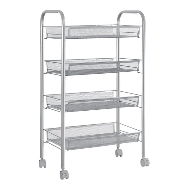 4-Tier All-Purpose Rolling Cart