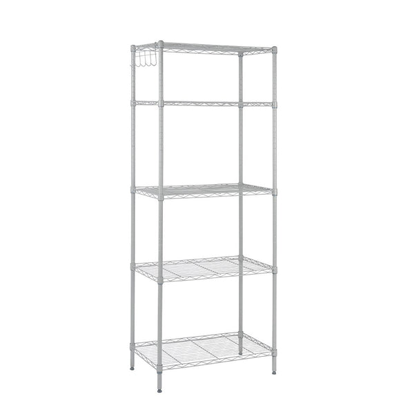 5-Tier Wire Storage Rack