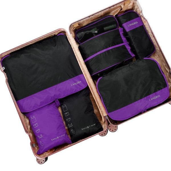 Foldable Waterproof Packing Cubes