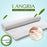 3-Inch Hypoallergenic Mattress Topper Full | Memory Foam w/ Removable Bamboo Cover