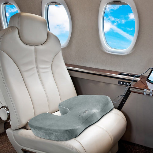 LANGRIA U-Shaped High Resilient Foam Seat Cushion