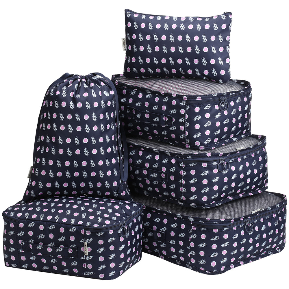Foldable Packing Cubes Set
