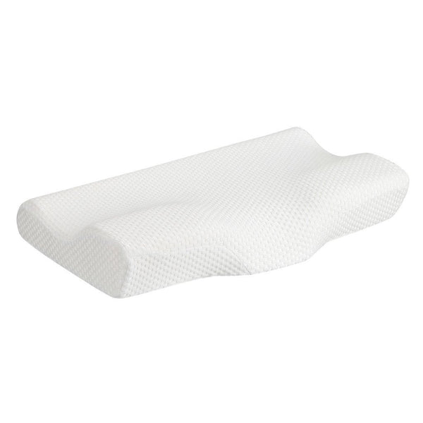 LANGRIA Anti Snore High-Density Memory Foam Bed Pillow
