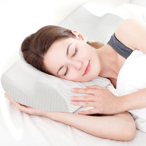 Anti Snore High-Density Memory Foam Bed Pillow