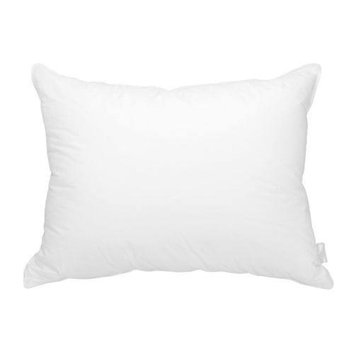 LANGRIA Bed Pillow with Detachable Inner Memory Foam Core Cushion