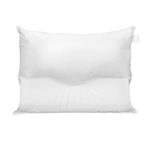 Memory Foam and Microfiber Bed Pillow