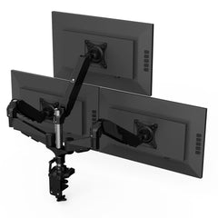 LANGRIA Triple Monitors Free Standing