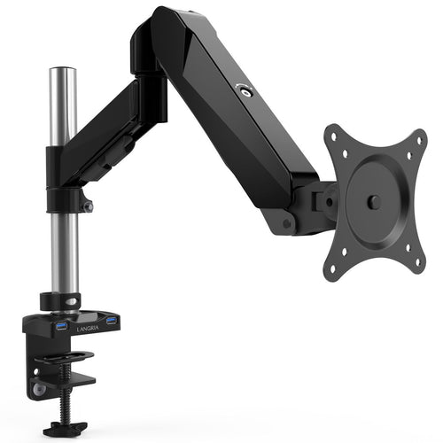 LANGRIA Free Standing LCD Monitor Desk Mount