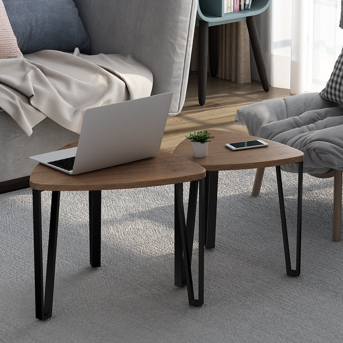LANGRIA Nesting Coffee Table