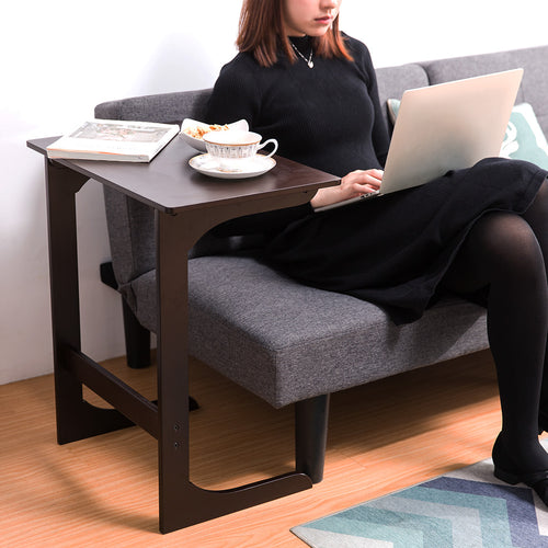 LANGRIA Bamboo Laptop Table